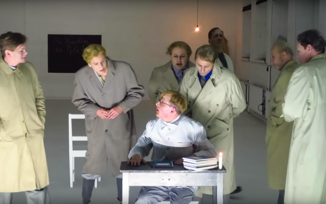 Berliner Ensemble – Deutschstunde