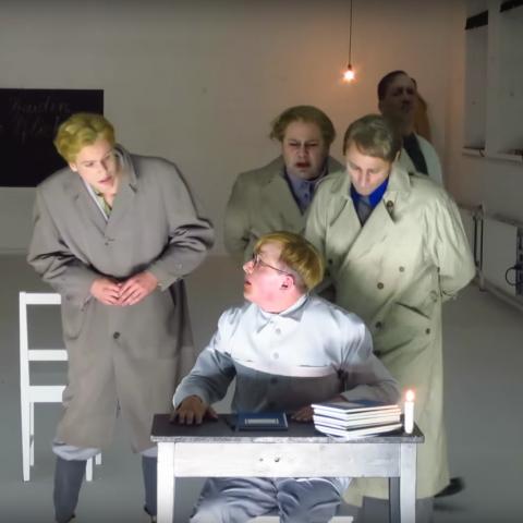 Berliner Ensemble - Deutschstunde