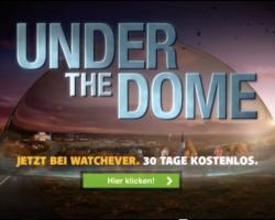 "Watchever - Trailer ""Under the dome"""