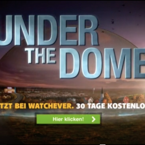 "Watchever - Trailer ""Under the dome"""