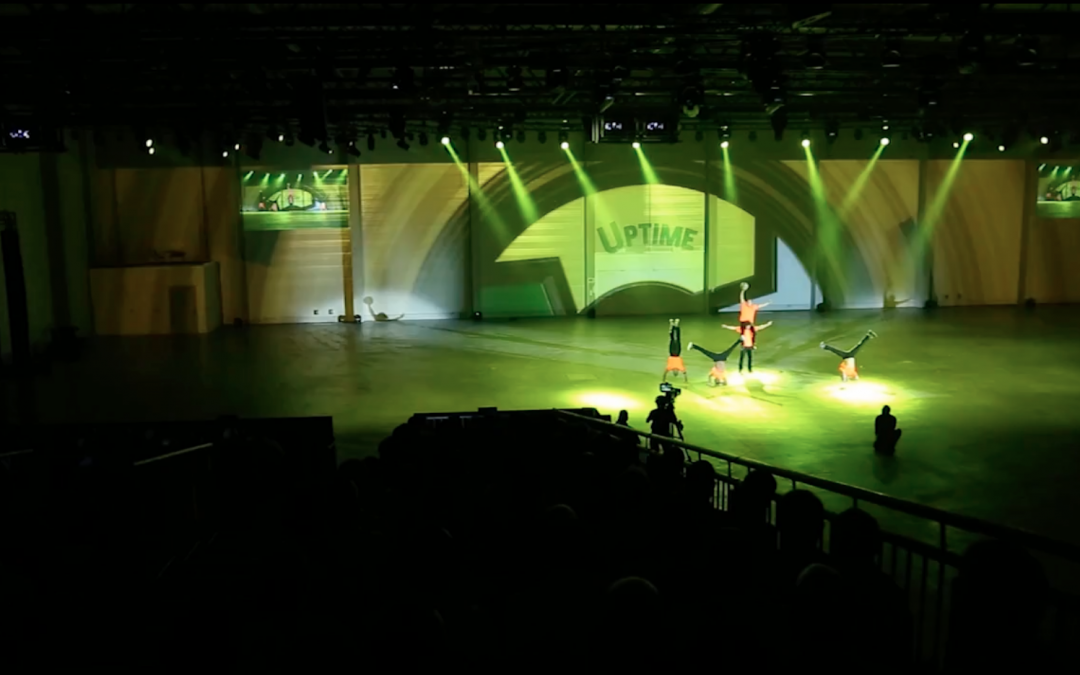 "JohnDeere – Event ""Leaping Ahead"""