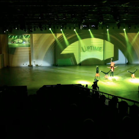 "JohnDeere - Event ""Leaping Ahead"""