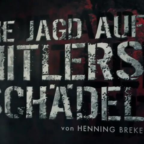 Henning Brekenkamp - Die Jagd auf Hitlers Schädel