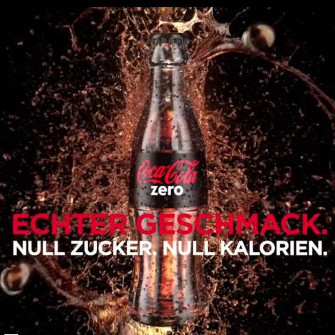 Coke Zero Manuel Neuer